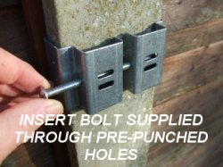 Slotted concrete post brackets radio poker yoh viral